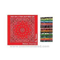 Wholesale Paisley II Collection - Light Blue - Imported paisley design bandanna made of 100% cotton. from china suppliers