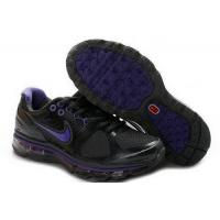 Wholesale Kids Nike Air Max 2009 IV Black Purple from china suppliers