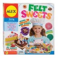 China Arts & Crafts Alex Toys Felt Sweets on sale