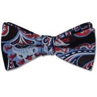 Wholesale Paul Williams Paisley Inspiration Silk Bow Tie from china suppliers