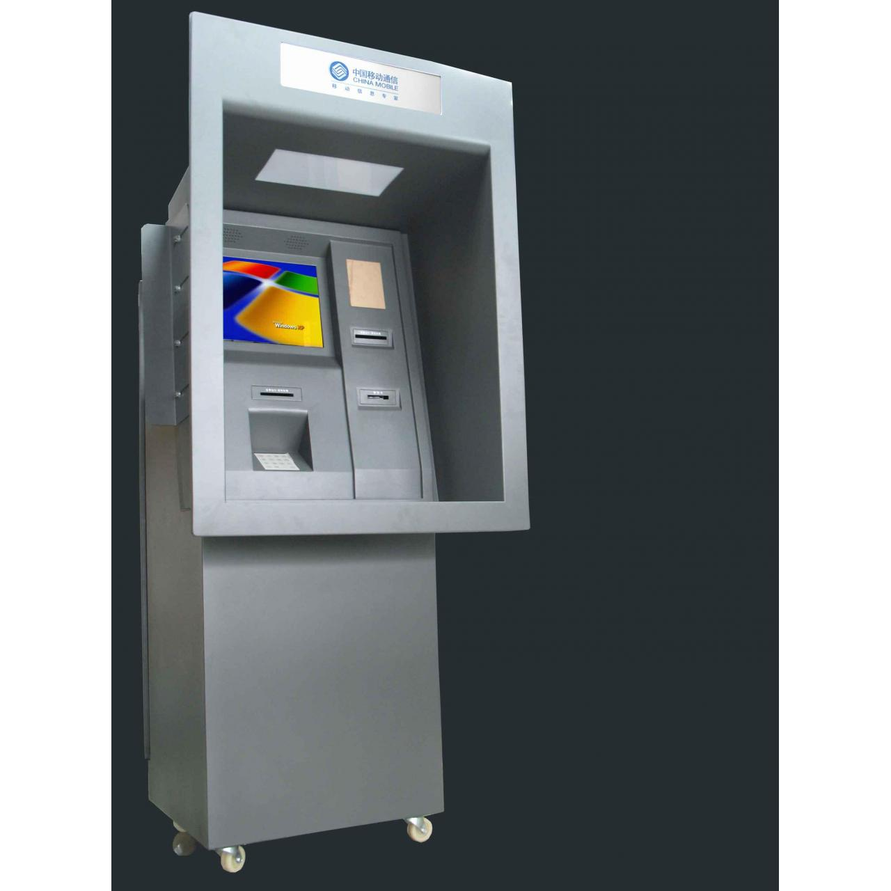 Wholesale KMY8301A ATM alike self-service interactive kiosk from china suppliers