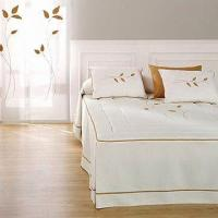 Wholesale Hotel Bed Linen with Embroidery, Various Designs Available from china suppliers