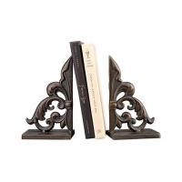 Cast Iron Lion Bookends