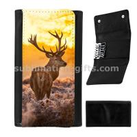 Buy cheap Blank Fabric Sublimation Keys Case Holder Bag from wholesalers