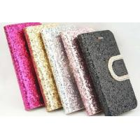 Wholesale Product:Bling tinsel wallet case for S3/S4/S5/NOTE2/NOTE3 from china suppliers