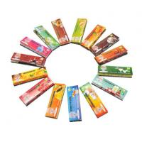 Wholesale Juicy Fruit Flavored Cigarette Smoking Rolling Paper from china suppliers