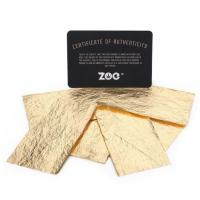 Wholesale Top Quality Gold Smoking Cigarette Rolling Papers from china suppliers