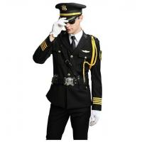 Wholesale Pilot Uniform Men from china suppliers