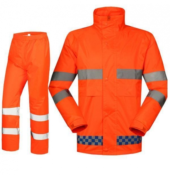 Quality Industrial Reflective Work Uniforms for sale
