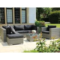 Buy cheap Modern outdoor garden rattan wicker dinning tables and chairs dining set from wholesalers