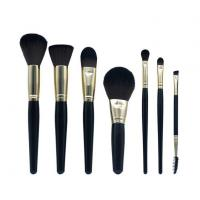 Wholesale Antique Tapered End Handle Makeup Brushes Set from china suppliers