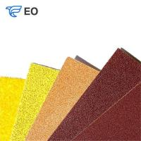 China Industrial Paper Abrasive Sand Paper on sale