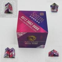 Buy cheap 7 cm Triangle Advertising Rubik's Cube from wholesalers