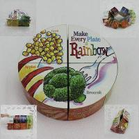Buy cheap 10 * 3 cm Round Cakes Rubik's Cube from wholesalers