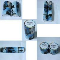 Buy cheap 11.5 * 6.5 Cylindrical Advertising Cube (with Magnetic) from wholesalers