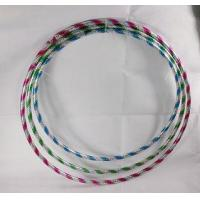 Buy cheap Laser Film Hula Hoop (76/72/66CM) filled with beads from wholesalers
