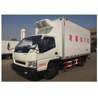 China Jmc 3 Cubic Meter Refrigerated Van Truck for Sales on sale