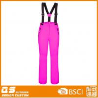 Wholesale garments product TABOO (Women's ski pants) from china suppliers