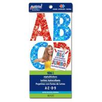 Buy cheap Jumbo Glitter Alpha Stickers from wholesalers