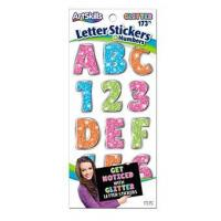 Buy cheap Glitter Alpha Stickers from wholesalers
