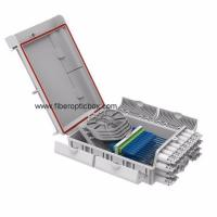 Buy cheap Nap Box 24 FTTU Termination Box from wholesalers