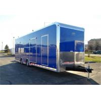 Wholesale Enclosed New Pepsico Blue 8.5' x 32' ATC  Aluminum Trailer Company Mobile Workshop Trailer from china suppliers