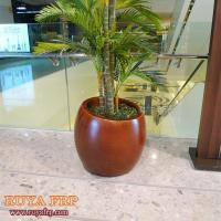 Wholesale RY-P032Resin Flowerpot from china suppliers