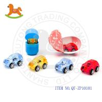 China High quality plastic capsule toy slide car toys for kinder surprise egg 2018 made in China 10101 on sale