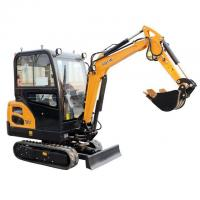 Wholesale TW18 Mini Hydraulic Excavator from china suppliers