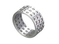 Quality FZ-2 steel ball retaining ring (aluminum base) for sale