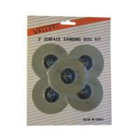 Wholesale ABRASIVES 5 PC. 3 QUICK CHANGE SANDING DISC REPLACEMENT, TYPE R from china suppliers