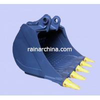 Wholesale stone bucket with 5 teeth sleeves from china suppliers