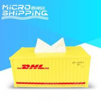 Buy cheap 1:25 DHL TISSUE CONTAINER | CONTAINER TISSUE BOX from wholesalers