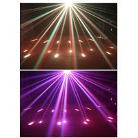 Wholesale China hot sale three layer butterfly red laser beam bar light for led lights for wedding ktv from china suppliers