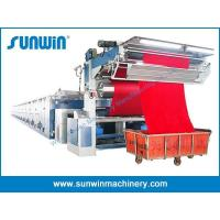 Buy cheap Woven Tenter Machine with Steam Heating System from wholesalers