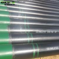 Buy cheap China API 5CT Seamless Carbon Steel Casing Pipe from wholesalers