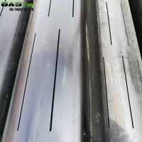 Buy cheap API K55 Slotted Line Pipes from wholesalers