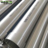 Buy cheap API 5CT Seamless Steel Pipe Oil Steel Casing from wholesalers