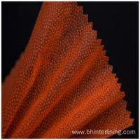 Buy cheap Shrink-Resistant thermo-bonded adhesive nonwoven interlining from wholesalers