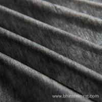 Buy cheap PA coating soft nylon interlining for suit fabric from wholesalers