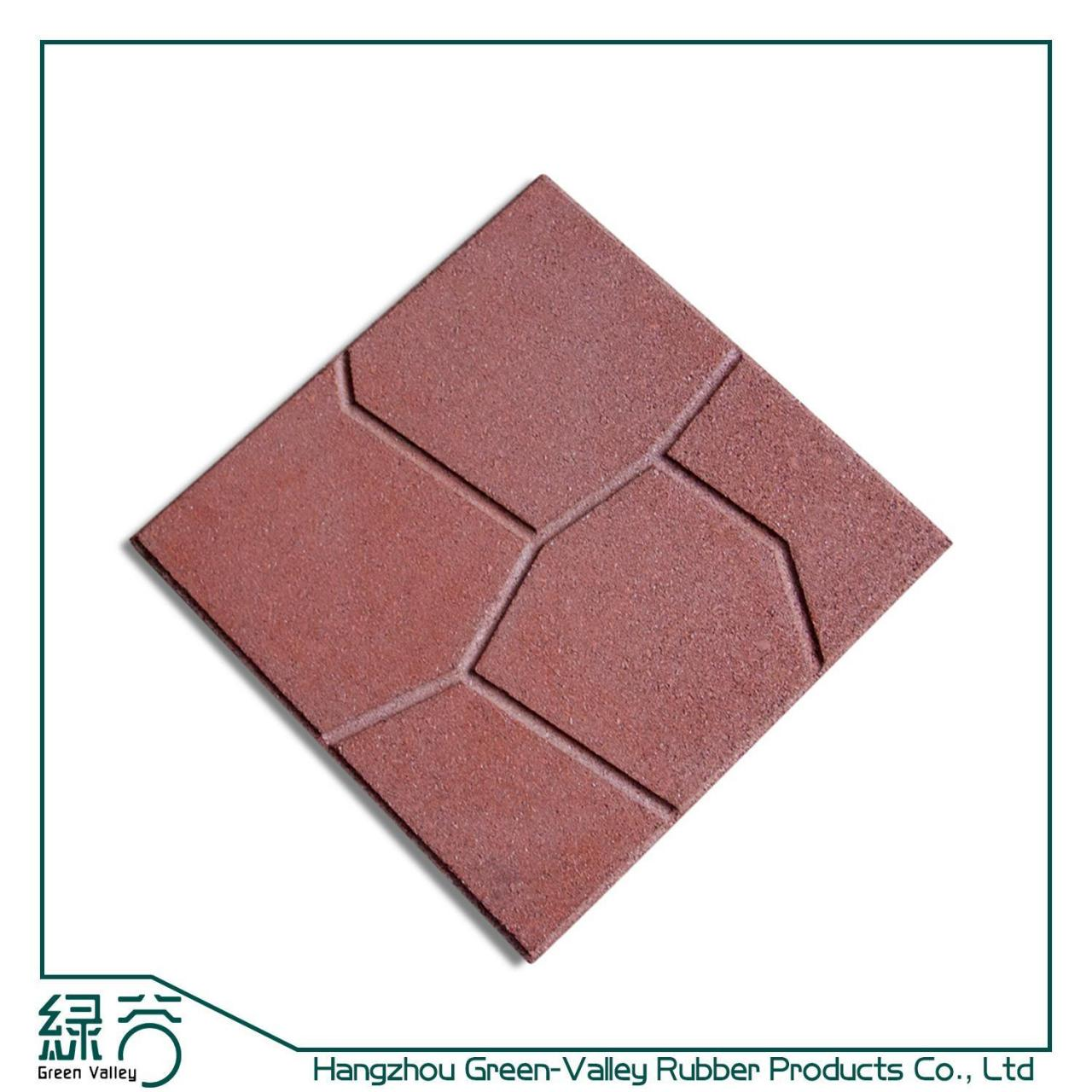 Wholesale Rubber square flooring tiles from china suppliers