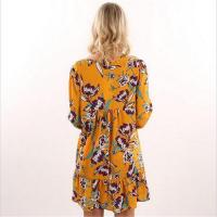 Buy cheap Women's Floral Print Midi Dress from wholesalers