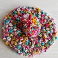 Buy cheap Multi Colors Knit Beret Beanie from wholesalers