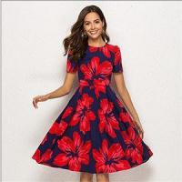 Buy cheap Fit And Flare Dress from wholesalers