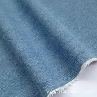 Buy cheap Washed Denim Fabric 100% Cotton Light Blue from wholesalers