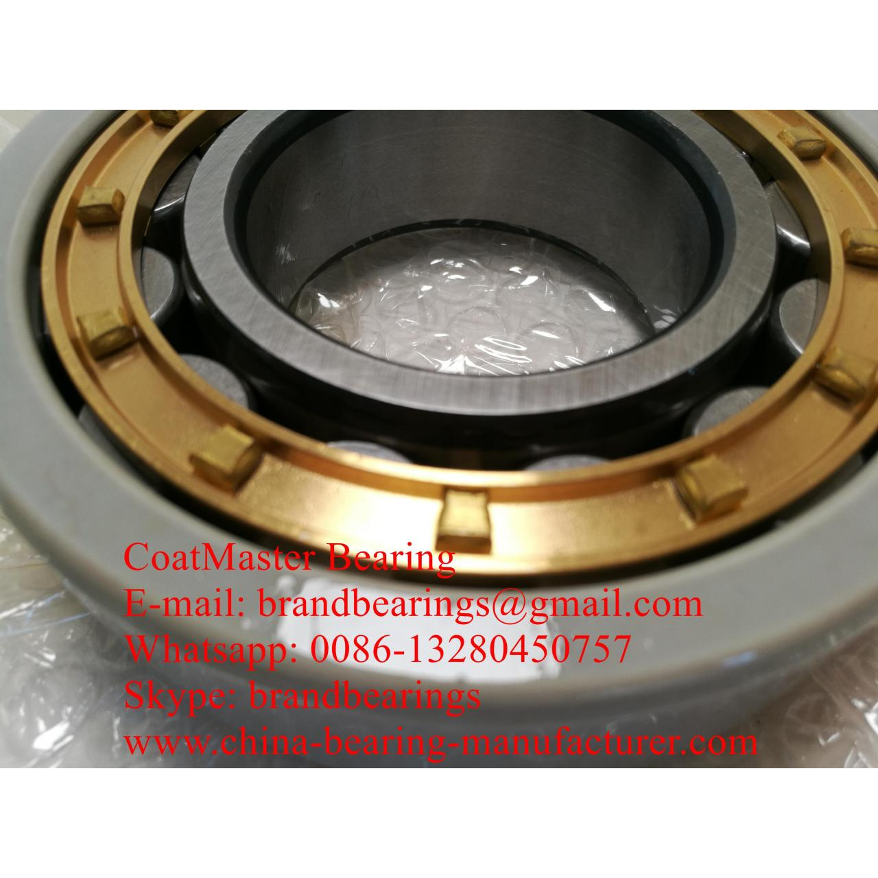 Buy cheap Grade P6 Electrically Insulated Bearing NU216 ECM/P64VA301 Cylindrical Roller Bearing from wholesalers