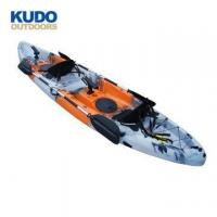 Buy cheap Single Fishing Kayak With Chair from wholesalers