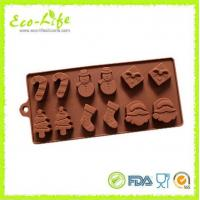 Buy cheap Silicone Cake Mould, Ice Tray EC-C017 from wholesalers