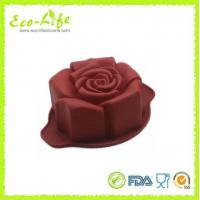 Buy cheap Silicone Cake Mould, Ice Tray EC-L014 from wholesalers
