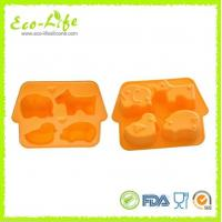 Buy cheap Silicone Cake Mould, Ice Tray EC-A014 from wholesalers